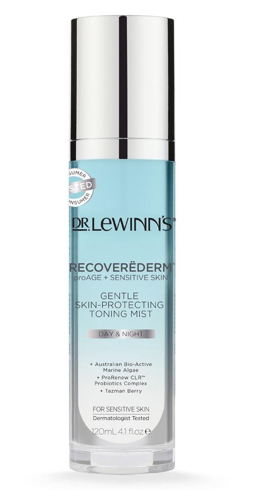 DR. LEWINN'S Recoverederm Gentle Skin-Protecting Toning Mist