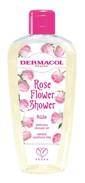 Dermacol Flower Care Delicious Shower Oil Rose