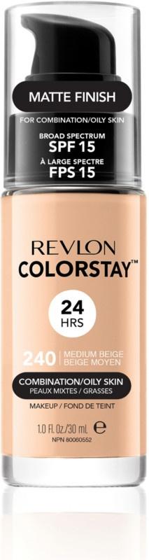 Revlon Colorstay Foundation For Combo/Oily Skin