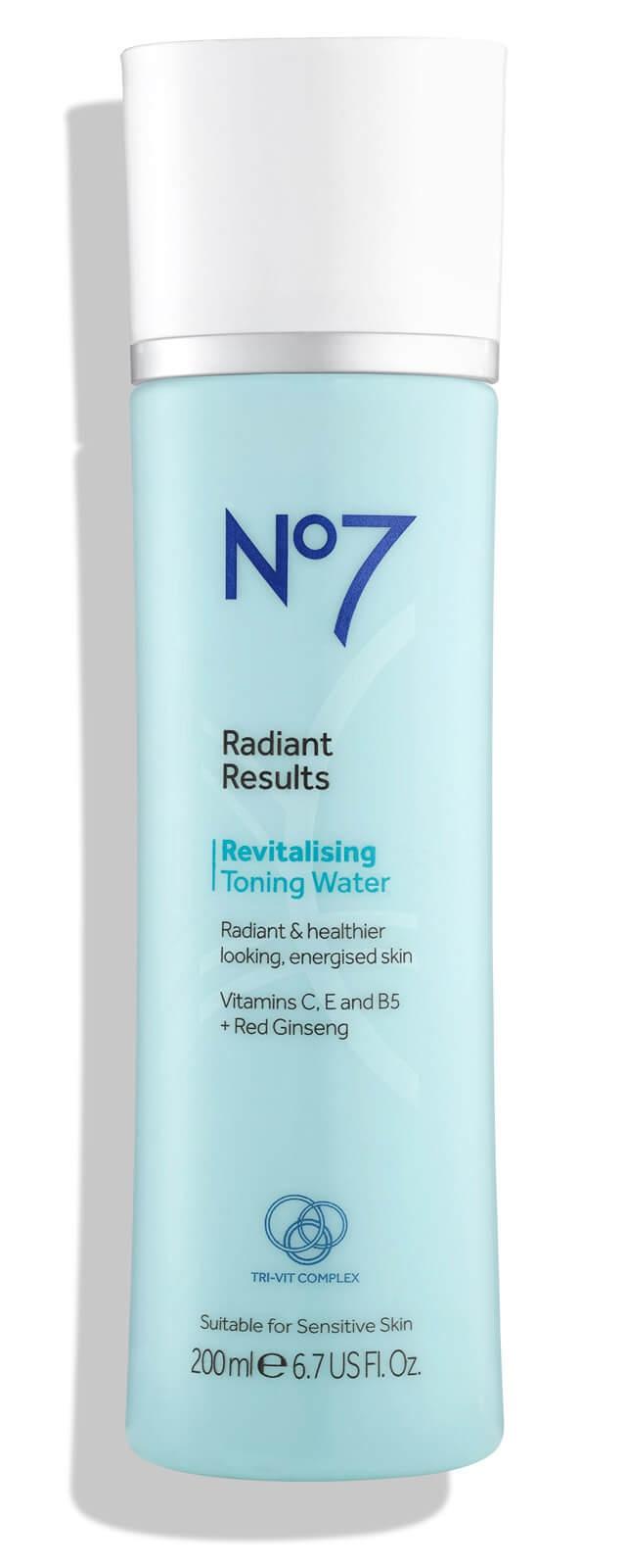 No. 7 Revitalizing Toning Water