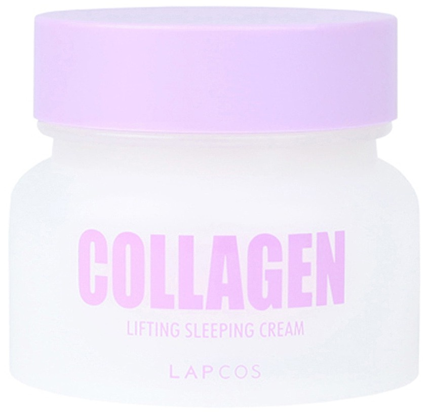 Lapcos Collagen Lifting  Sleeping Cream
