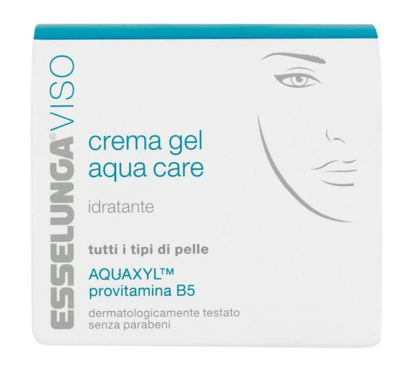ESSELUNGA VISO Crema Gel Aqua Care