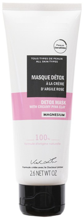Novexpert Detox Mask With Creamy Pink Clay