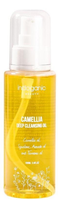 Indoganic Camellia Deep Cleansing Oil