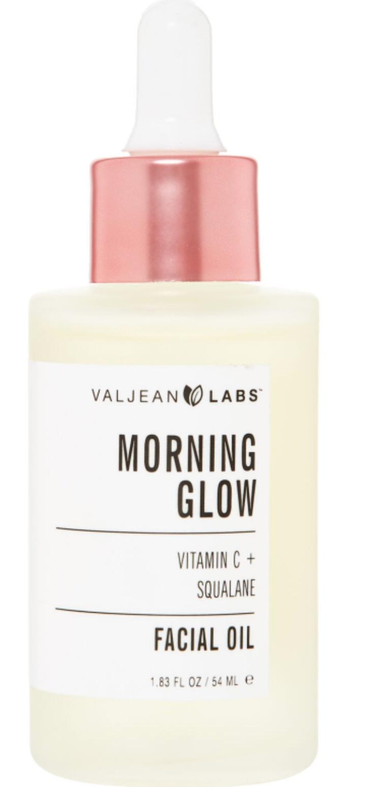 Valjean Labs Morning Glow Vitamin C & Squalane Facial Oil