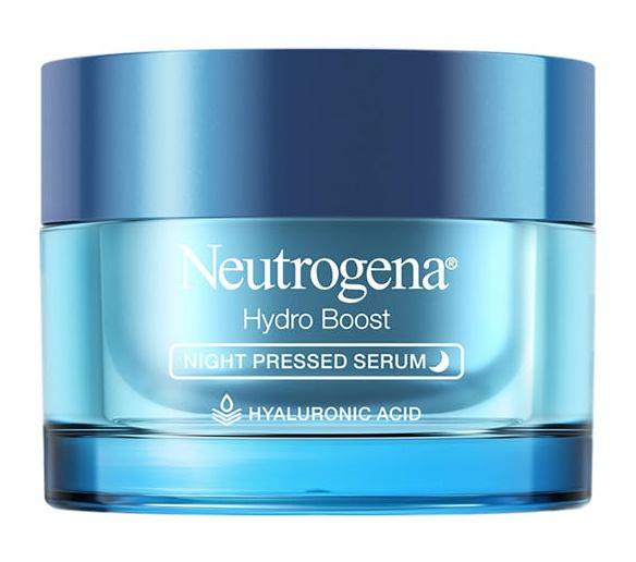 Neutrogena Hydro Boost Night Pressed Face Serum