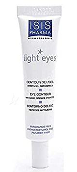 ISIS PHARMA Isis pharma light eyes anti dark circles hydrogel 15ml eye