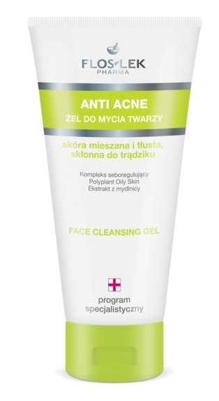 Floslek Anti Acne Face Cleansing Gel