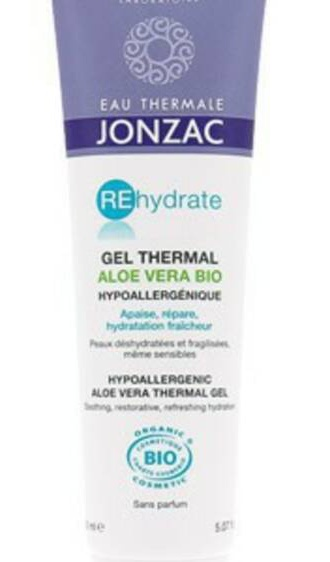 Eau Thermale Jonzac® Gel Thermal Aloe Vera Bio