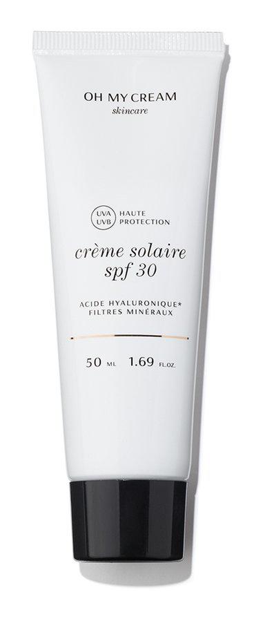 Oh My Cream Skincare Crème Solaire Spf 30