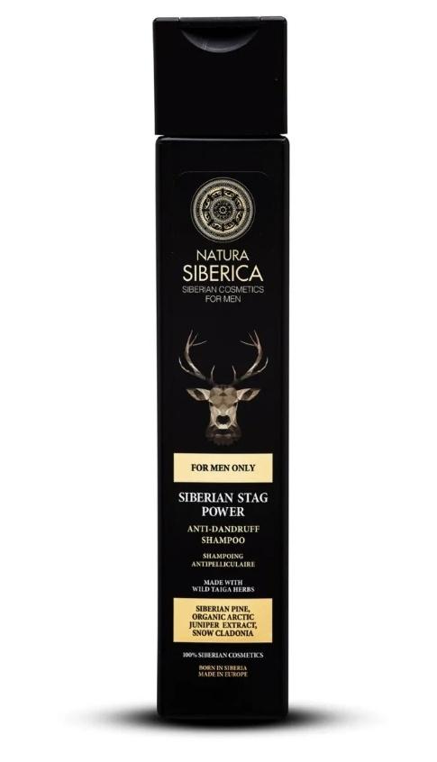 Natura Siberica Anti Dandruff Shampoo For Men