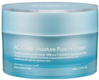 The Plant Base Ac Clear Moisture Pure N Cream