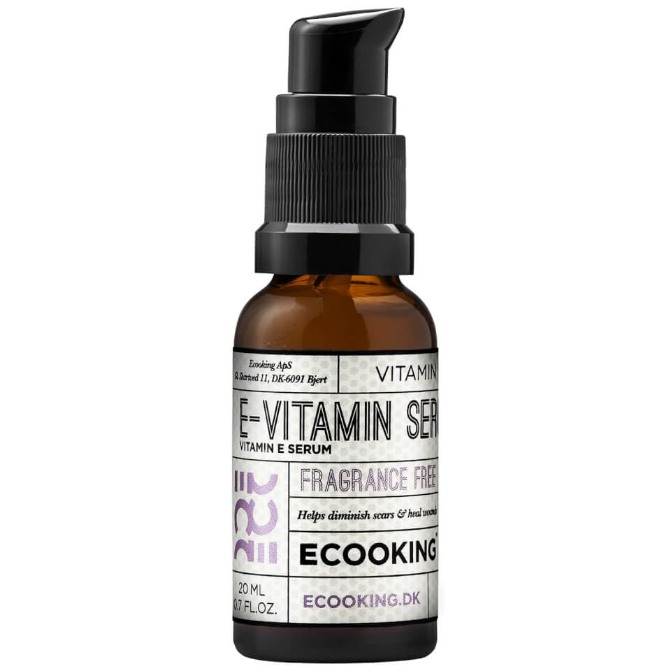 Ecooking Vitamin E Serum