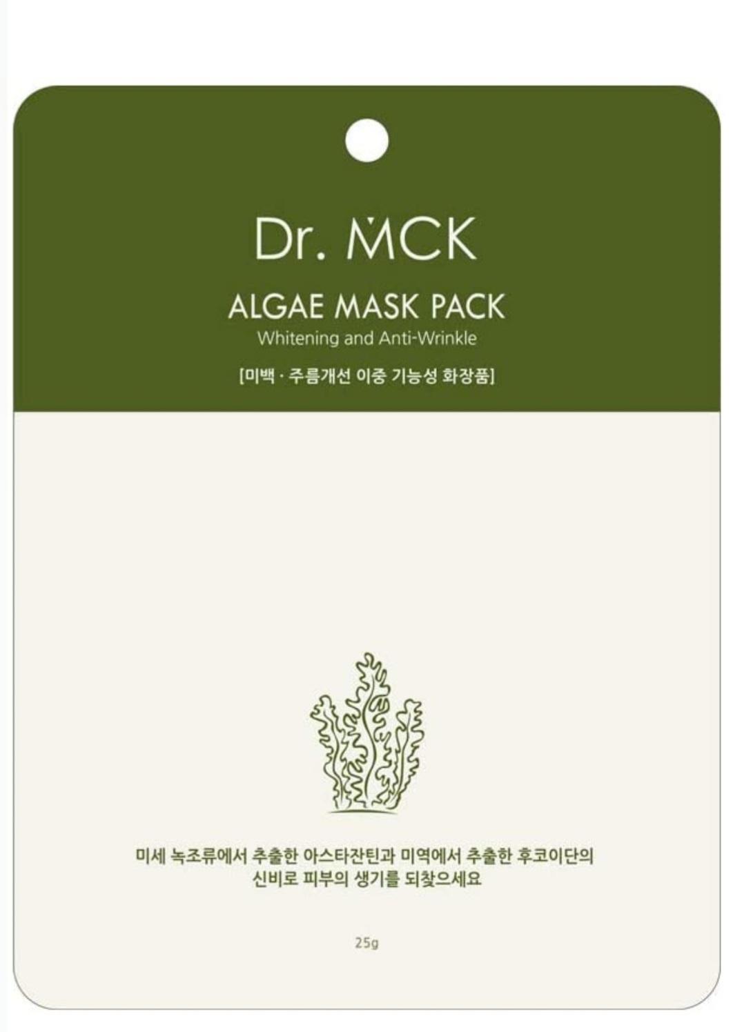 Dr. MCK Algae Mask Pack
