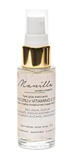 Manilla  Hyaluronic Acid Serum 3% with Vitamins B5 & C