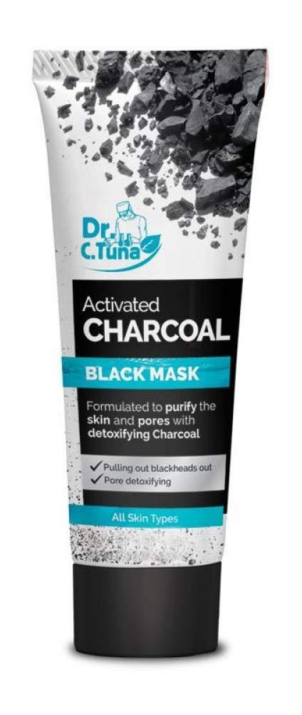 Farmasi Dr c tuna Activated charcoal mask