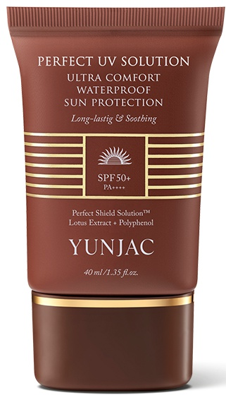 Yunjac Perfect UV Solution Ultra Comfort Waterproof Sun Protection [SPF50+ Pa++++]