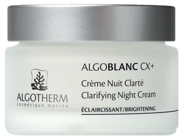 Algotherm Algoblanc Crème Nuit Clarté