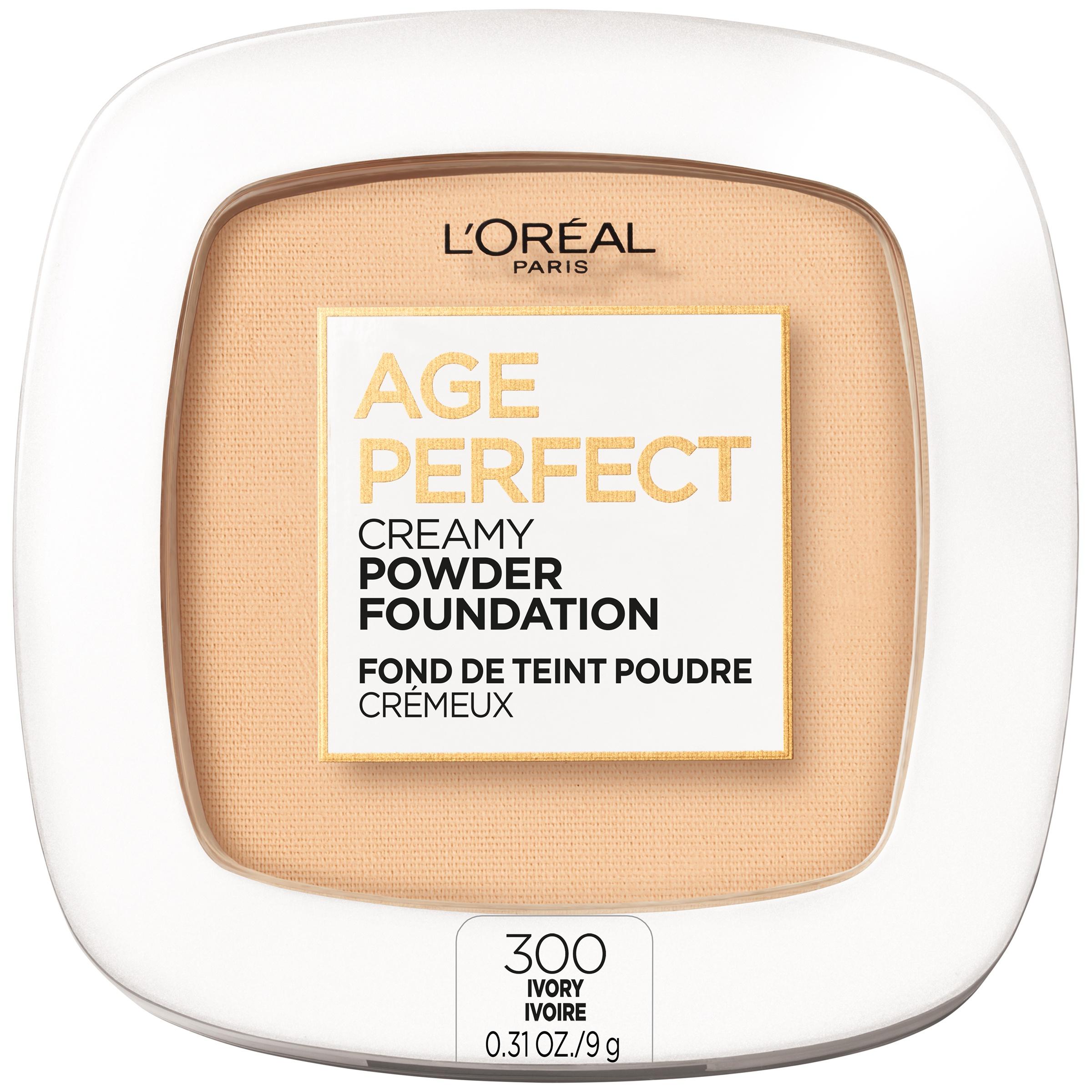 L'Oreal Age Perfect Creamy Powder Foundation