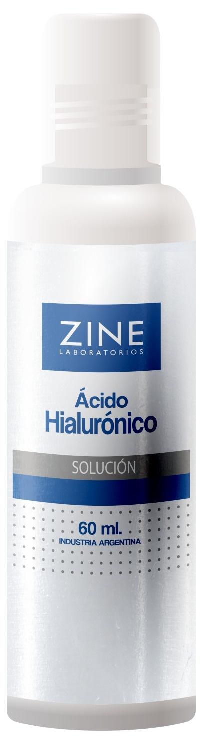 Zine Solución Acido Hialurónico