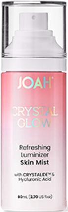 Joah Beauty Crystal Glow Refreshing Luminizer Skin Mist