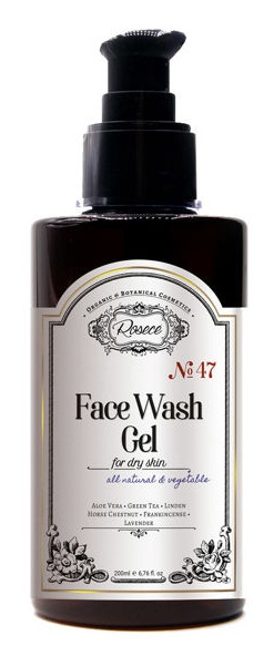 Rosece Face Wash Gel For Dry Skin