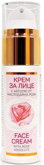 Damaskina nature Face Cream With Rose Absolute