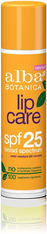 Alba Botanica Moisturizing Sunscreen Lip Balm