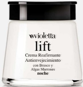 Violetta Lift Crema Reafirmante Antienvejecimiento Noche Lift
