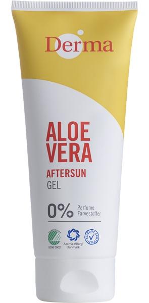 Derma Aftersun Aloe Vera Gel