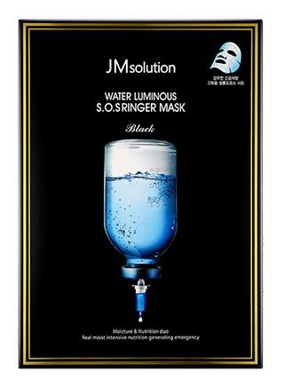 JM Solution Water Luminous S.O.S. Ringer Mask