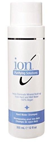 Ion Purify Hard Water Shampoo
