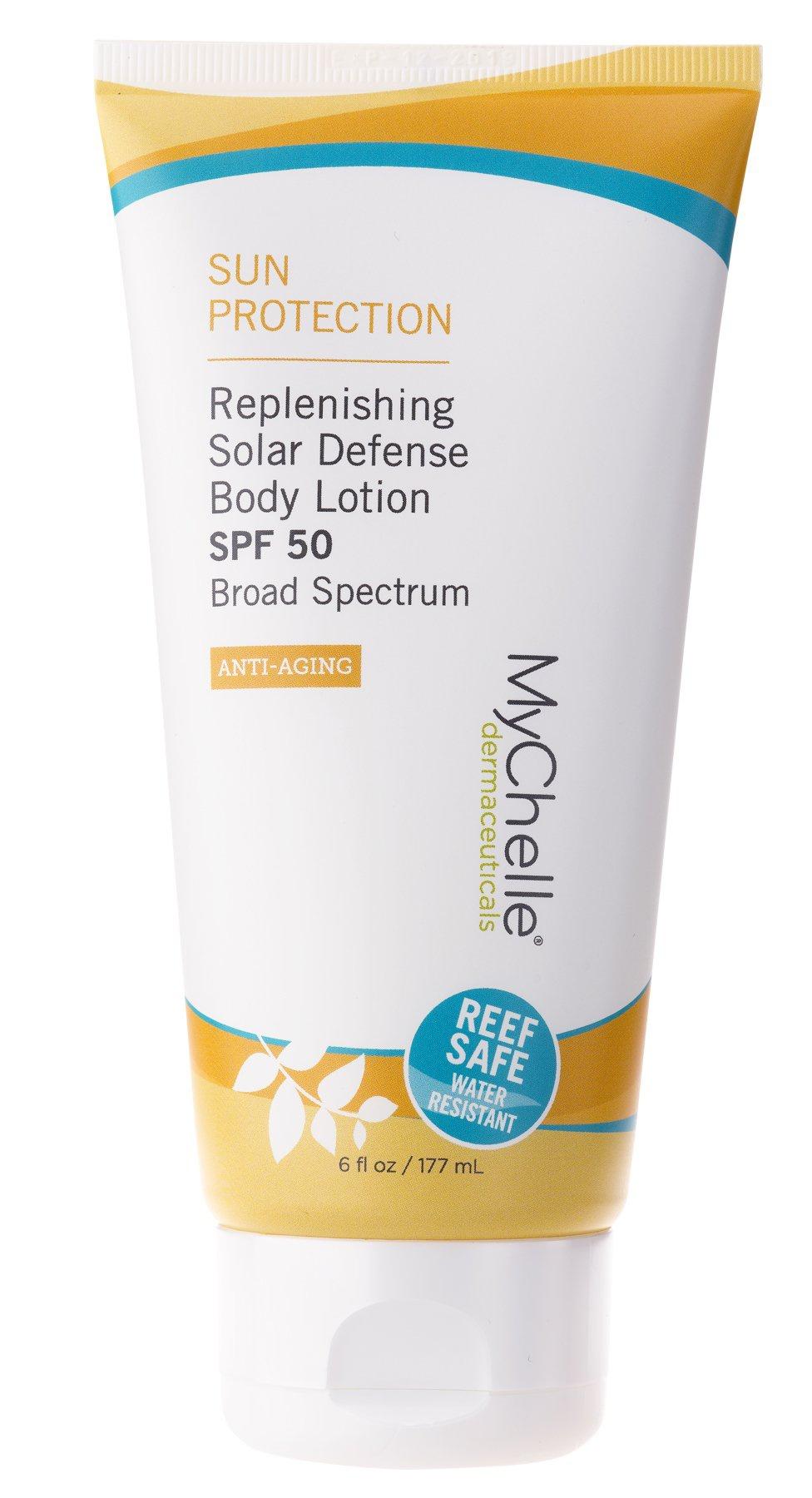 MyChelle Dermaceuticals Sun Protection - Replenishing Solar Defense Body Lotion Spf 50