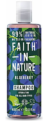 Faith in Nature Blueberry Shampoo