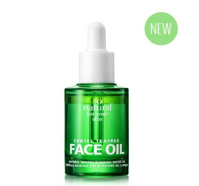 So natural Centel Tea Tree Face Oil