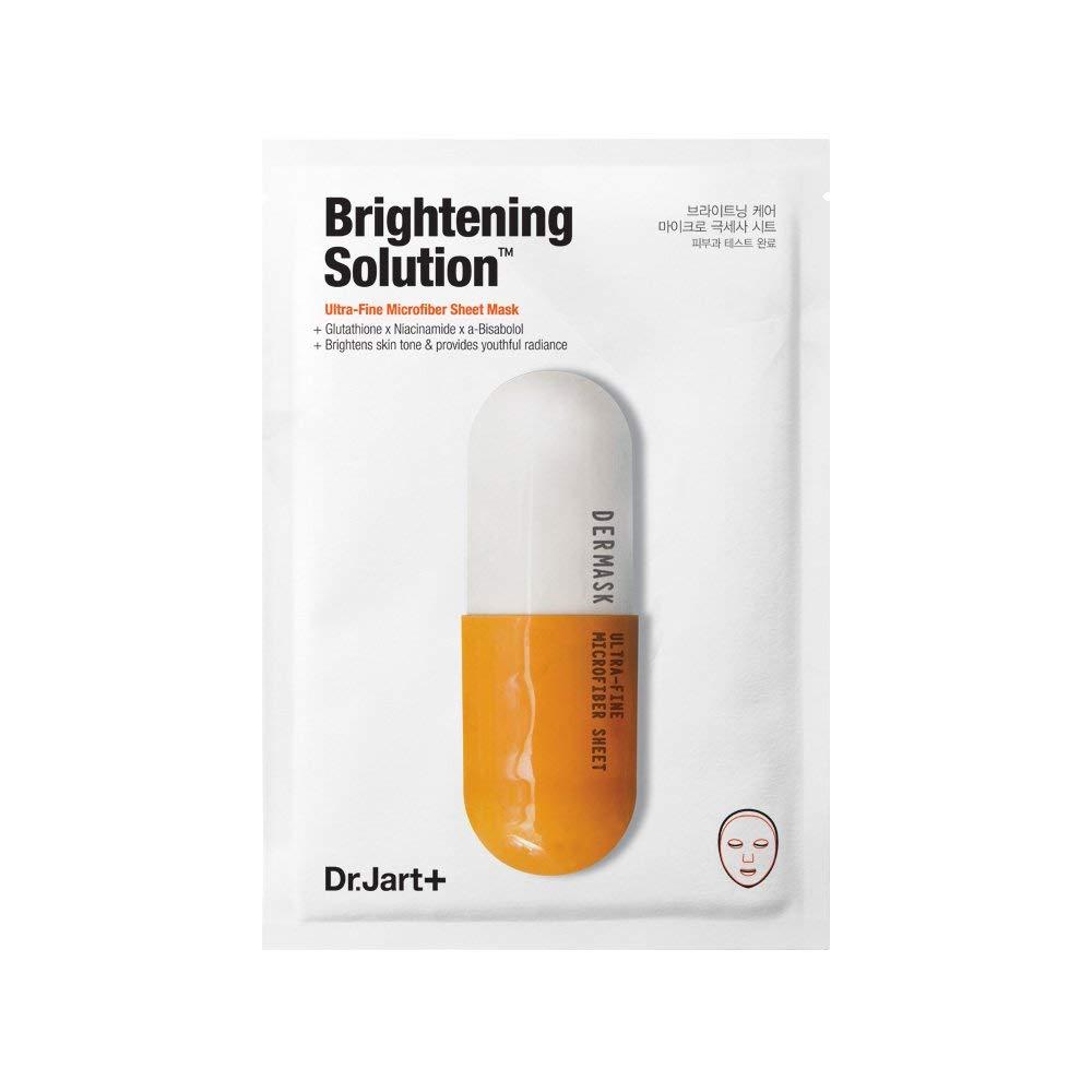 Dr. Jart+ Dermask Brightening Solution Ultra-Fine Microfiber Sheet Mask