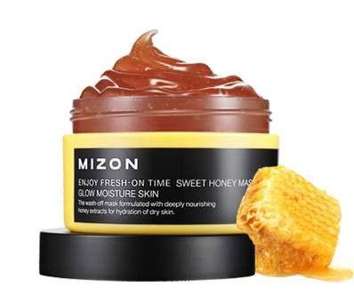 Mizon Enjoy Fresh-On Time Sweet Honey Mask