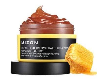 Mizon Enjoy Fresh-On Time Sweet Honey Mask