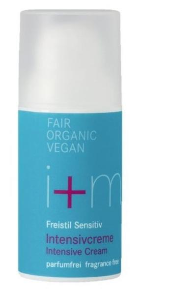 i + m naturkosmetik berlin Intensive Cream Fragrance Free