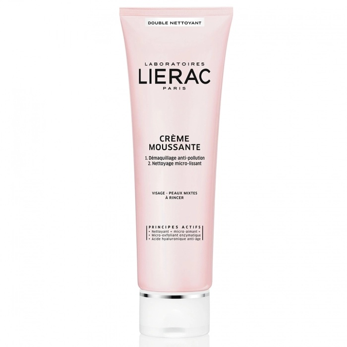Lierac Foaming Cream Double Cleanser