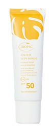 Tropic skincare Skin Shade Tinted Facial Sun Cream