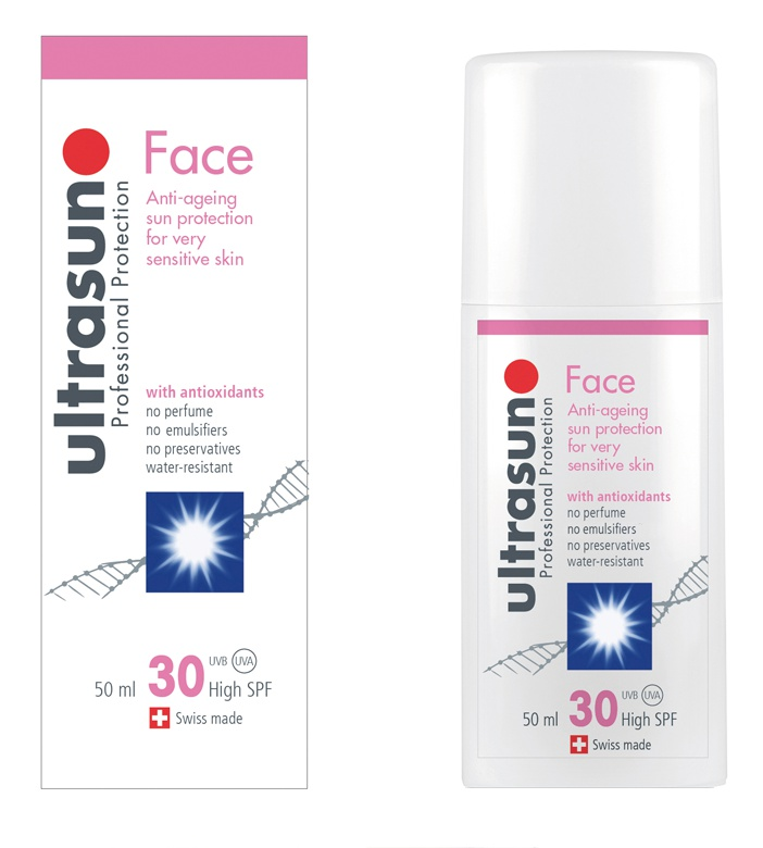 Ultrasun High 30 Spf Face