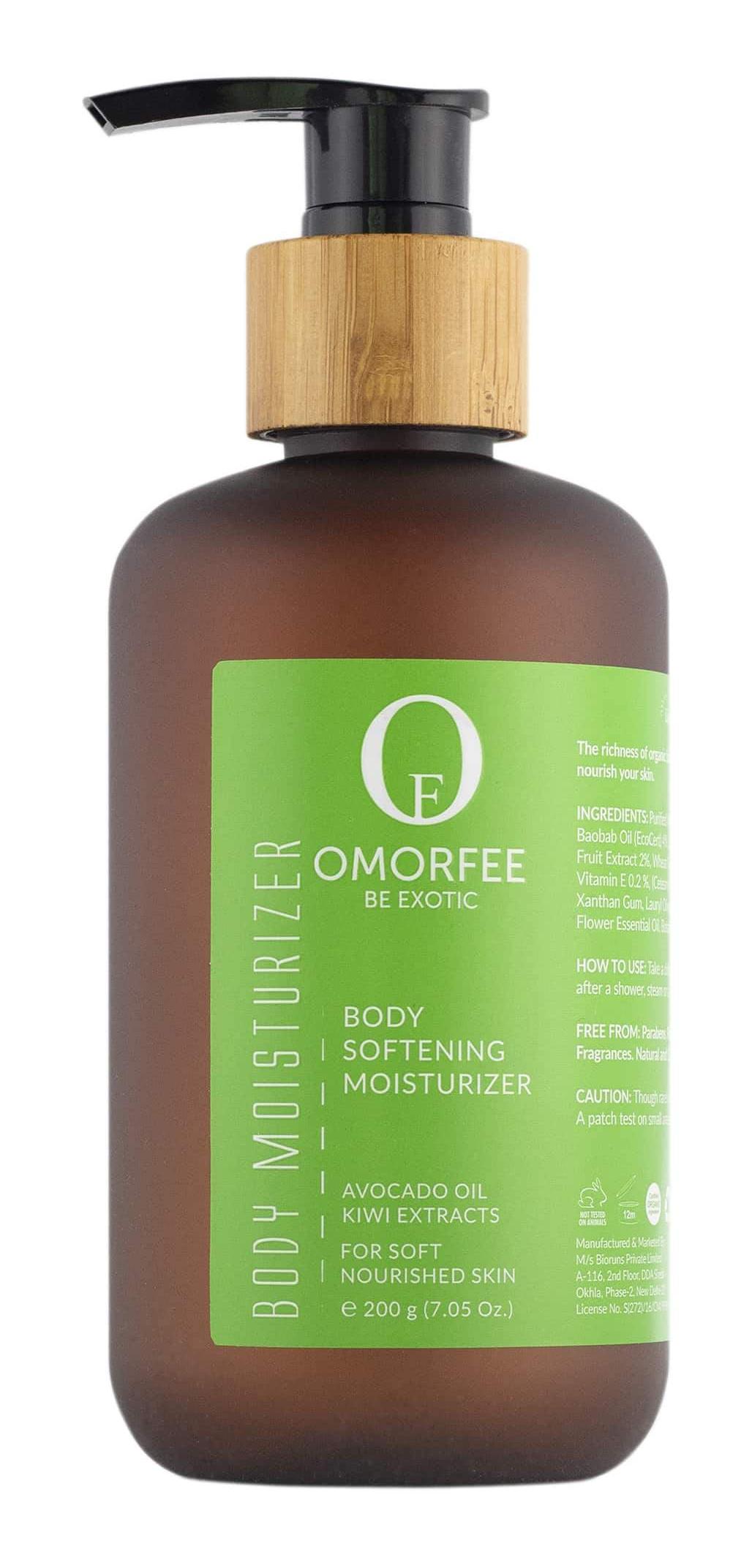 Omorfee Body Softening Moisturizer