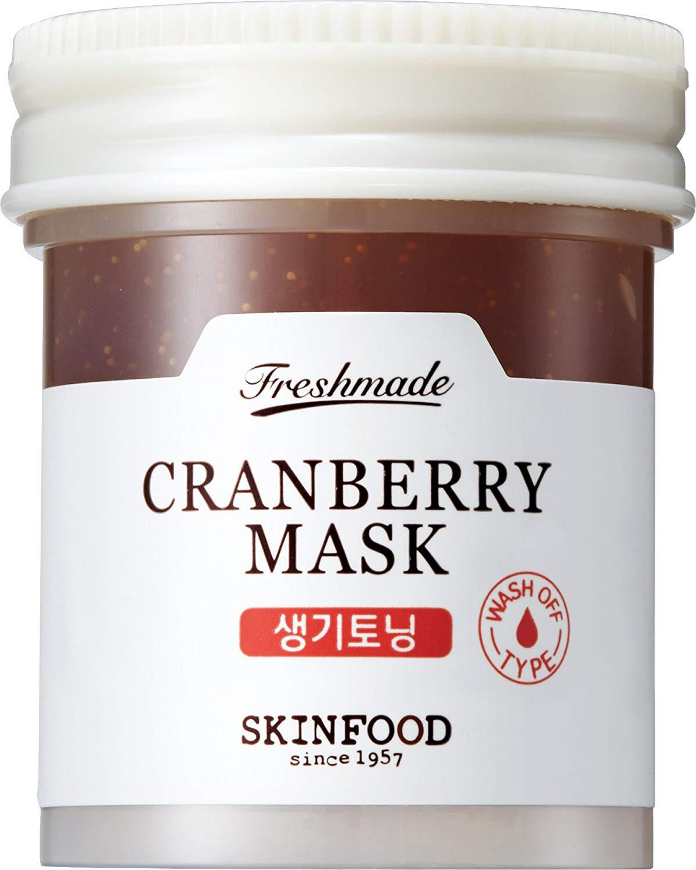 Skinfood Freshmade Cranberry Facial Mask