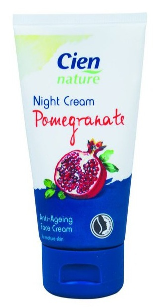Cien Nature Pomegranate Night Cream