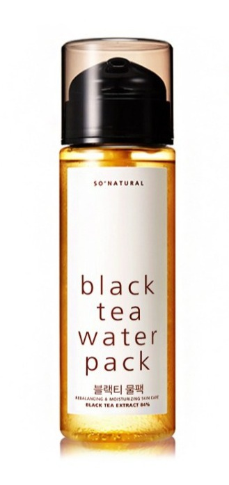 So natural Black Tea Water Pack