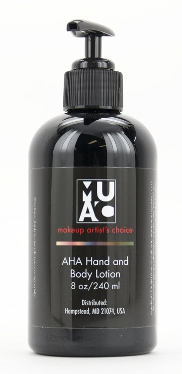 MUAC AHA Hand And Body Lotion
