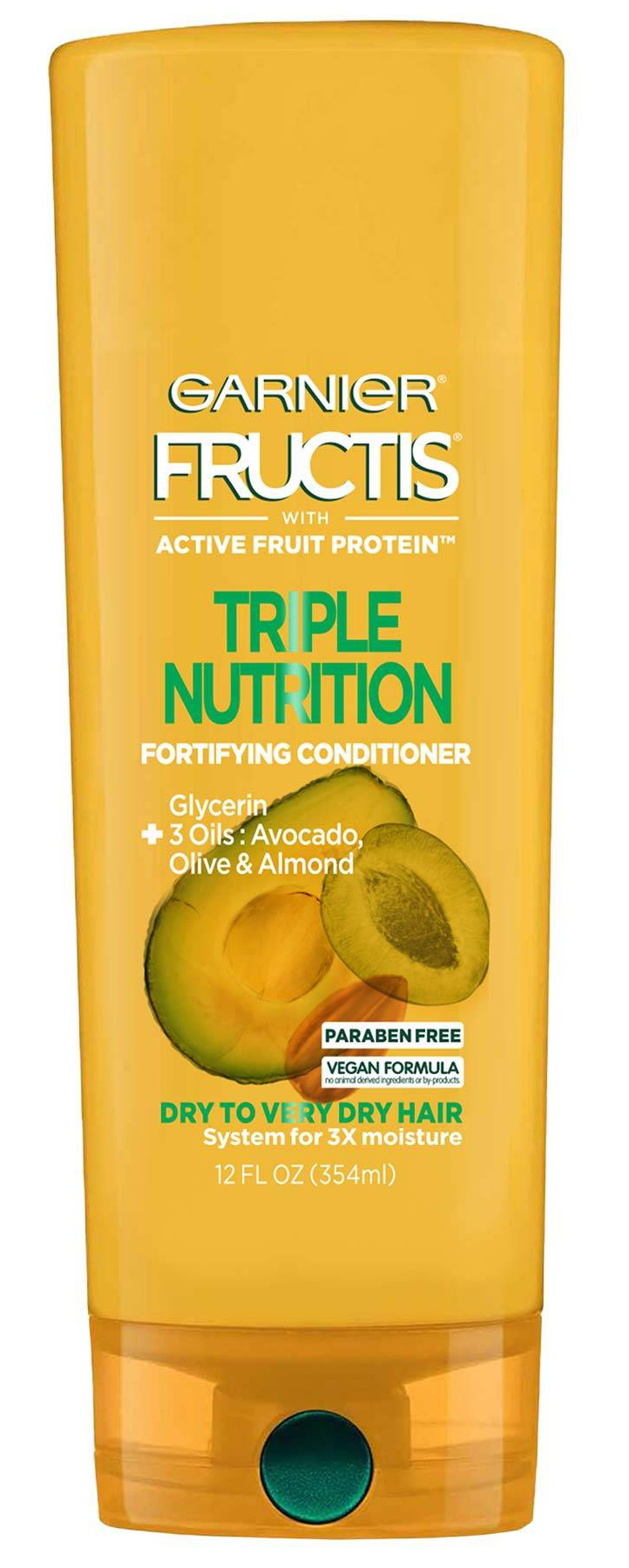 Garnier Fructis Active Fruit Protein Triple Nutrition Fortifying Conditioner