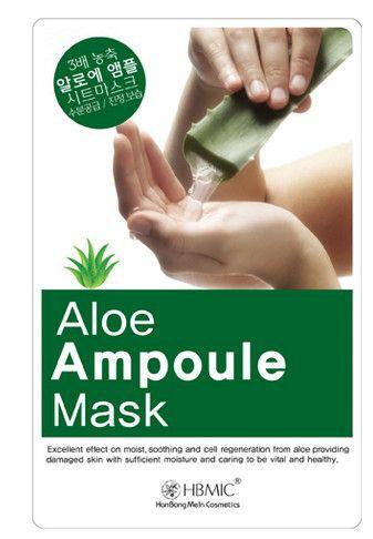 HBMIC Aloe Ampoule Mask