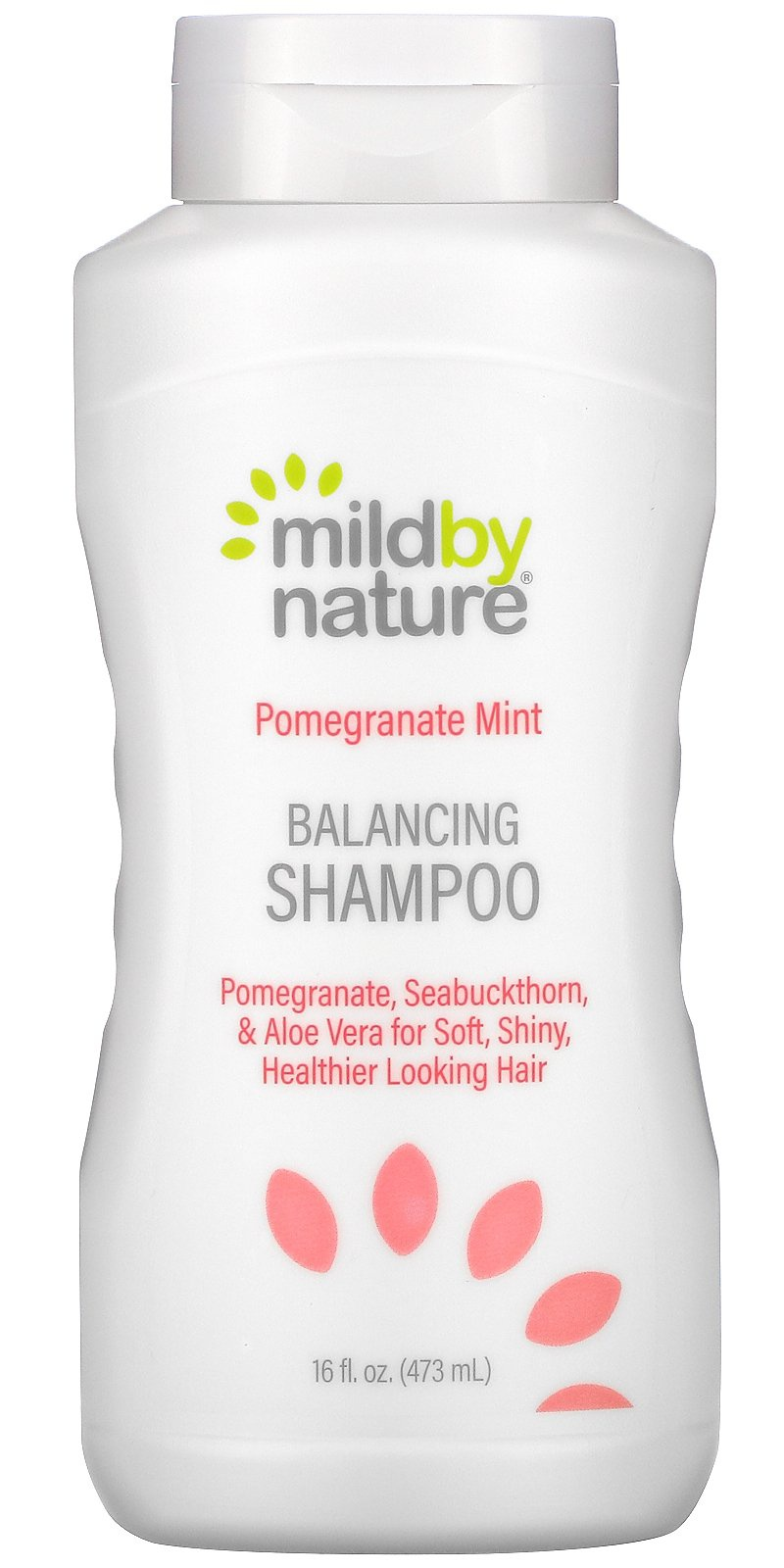 Mild By Nature Pomegranate Mint Balancing Shampoo